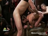 Humiliation In Public Bar - Humiliation Videos