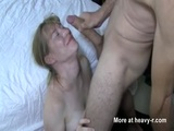 Jerking Off In Her Face - Amateur Videos