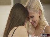 Bestfriends Lorena n Tracy cum together
