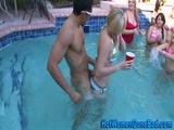 Cfnm bikini ho nailed