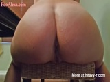 Big Ass Girl Shitting - Compilation Videos