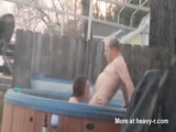 Spying On Neighbor Couple - Spy Videos