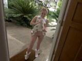 Neighbours Teen Girl Ask Me Pump her Cherry
