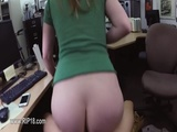 Amateur chick banged by fine fucker 6