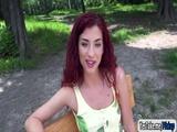 Shona River in intense amateur sex act