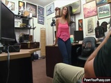 Layla London in a hardcore office fuck