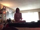 Baby mama gets revenge, quickie, cum in pussy, cheating,latino mom,