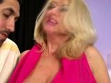 Big Boobs Blonde Milf Gets Ass Fucked