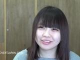 Super Shy Japanese Teen Kurumi Spreads Legs for White Guy - Covert Japan