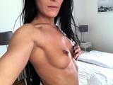 Lexidona - I Love To Masturbate On My Bed And Film It