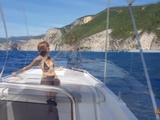 HOT HOLIDAYS IN GREECE WITH MY TEEN GIRLFRIEND
