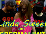 Redhead Linda Sweet Gets Anal Pounding With Cumshots