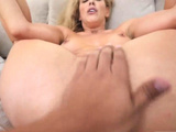 Petite Blonde Teen Anal Cherie Deville In Impregnated By