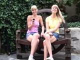 Teen Babe Xxx Two Ash-blonde Youthfull Lesbians