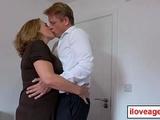 Marc's Throbbing Cock Fulfill Camilla's Sexual Needs