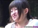 Asian Lady In Heels Pees
