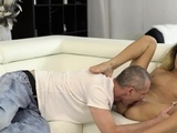 Sloppy Blowjob Threesome Language Barrier Is Not A