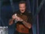 Robin Williams talks about golf
